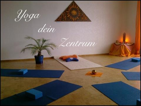 Yoga dein Zentrum